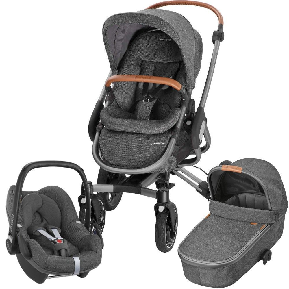 Maxi Cosi Car Seat Vs Peg Perego Maxi Cosi Nova Pebble Travel System Package Sparkling Grey