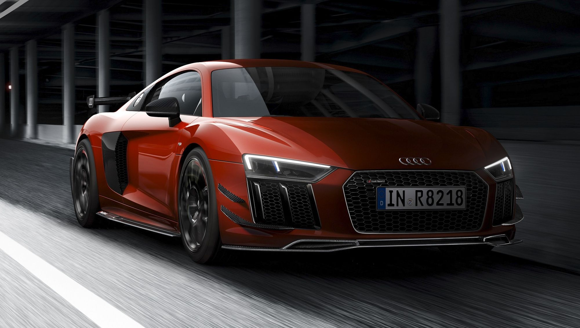 2019 Audi Sport Performance Parts R8 Edition With Images Audi