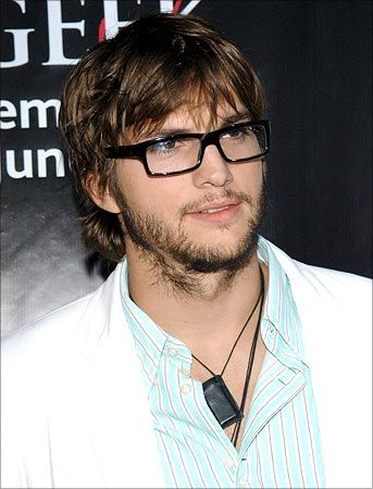 a2121dc2baf7 Ashton Kutcher-Pinned by Eyecare and Eyewear- Carrollton