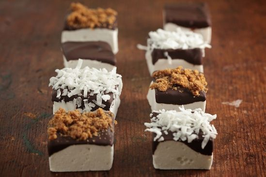 Wordless Wednesday: Graham Crackers and Marshmallows - Pinch My Salt