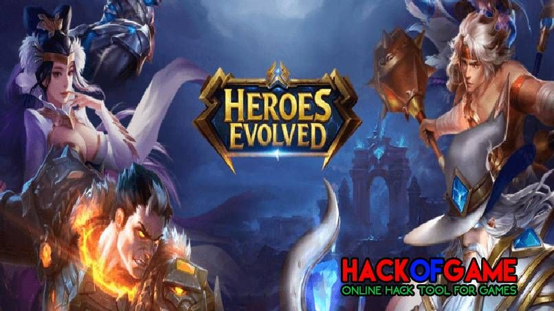 Heroes Evolved Hack 2019 Get Free Unlimited Tokens Gems Coins