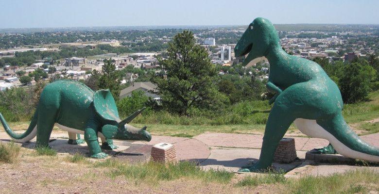 Dinosaur Park Rapid City Dinosaur Park Rapid City Park Rapids