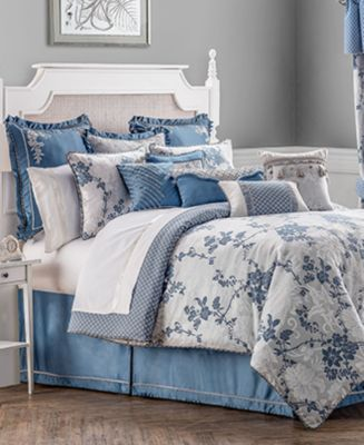 Waterford Charlotte King Comforter Set | Ropa de cama