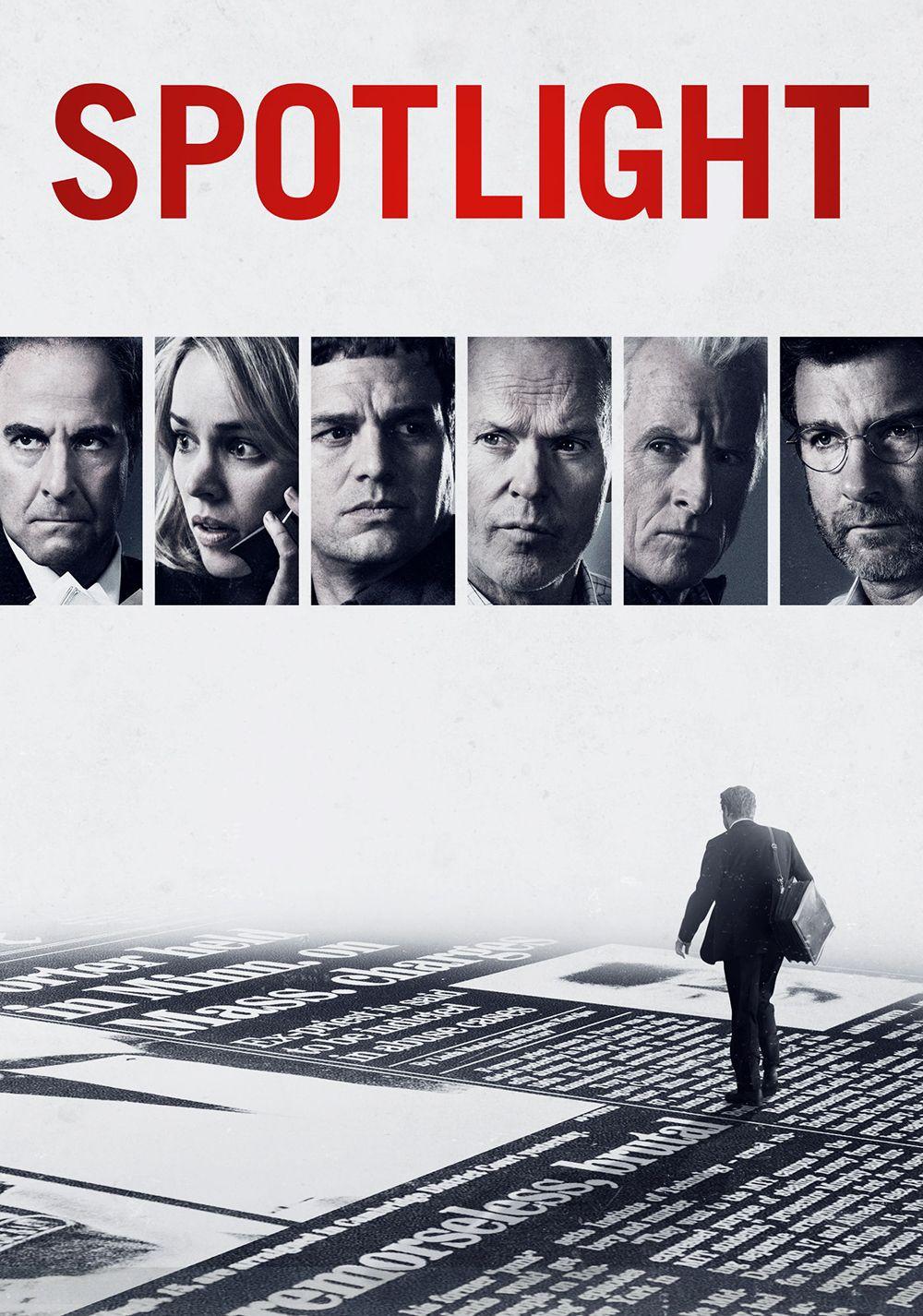 #EnPrimeraPlana muestra el papel crucial de la prensa en la exposición de la verdad.  #Oscars #Spotlight