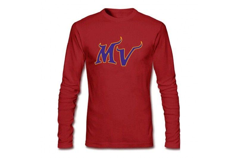 Minnesota Vikings LongSleeve #MinnesotaVikings #LongSleeve #Cool #LongTee #Fashion #LongTees #VikingsLogo #LongTshirt