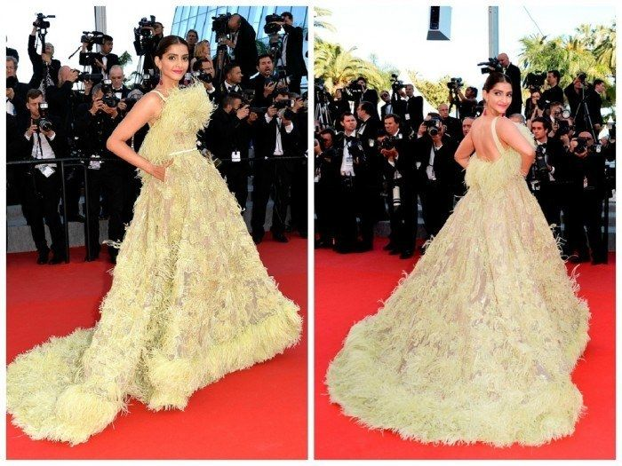 #Best #Looks From #Day5 At The #Cannes #FilmFestival #2015 #sonamkapoor