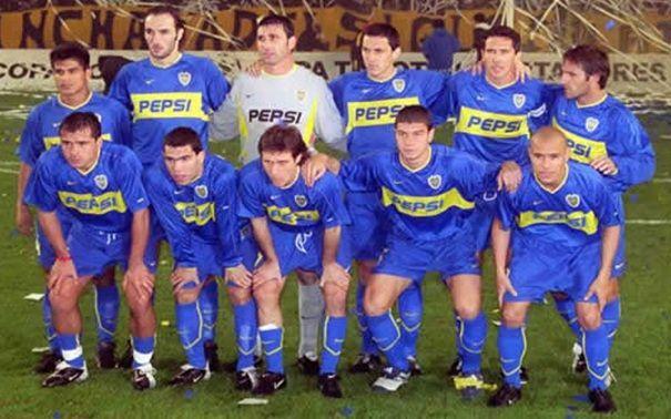 Mejor Equipo de la Historia  #6 El Boca de Schelotto y Riquelme