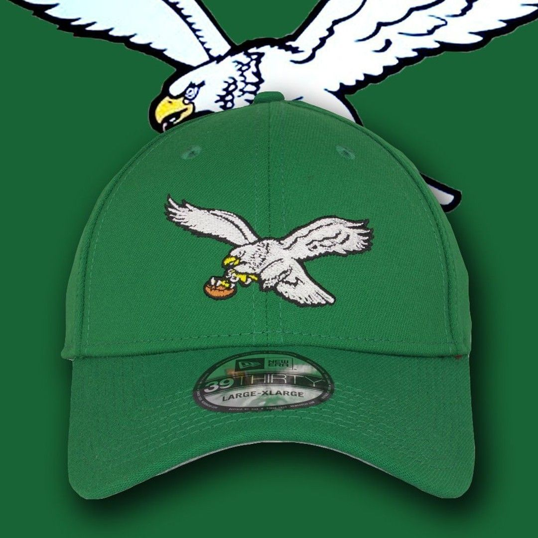 1e2412c650ae5 Let s go Eagles! Show your love for the Philadelphia Eagles and the city of  Philadelphia all football season long with this flexible fit Philadelphia  Eagles ...