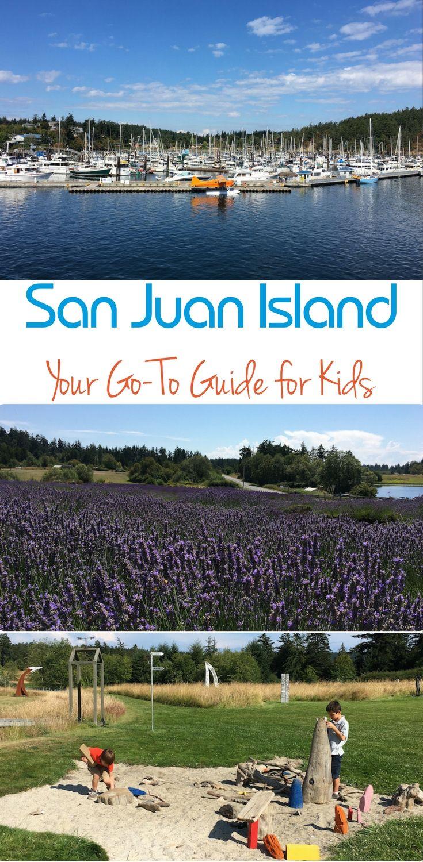 san juan island: washington getaway for families | pinterest | san