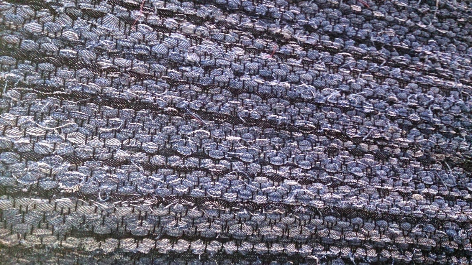 VÄVSKÄLET - looks like back side of rug , tones are really nice