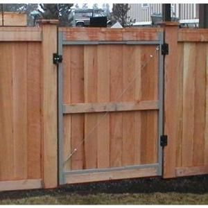Adjust A Gate 3 Rail 60 In H 36 In 60 In W Kit Contractor