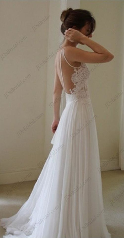 vestidos de novia para bodas en la playa | vestidos de novia