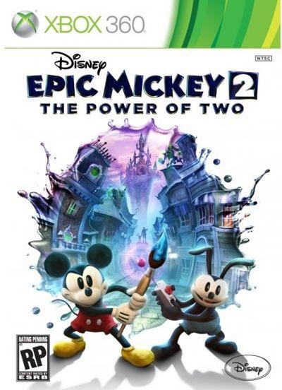 167 2 Jugadores Xbox 360 Pinterest Disney Epic Mickey Epic