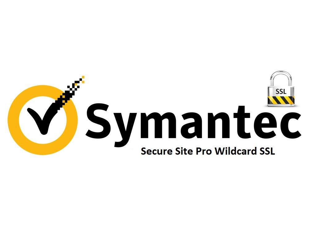 symantec secure site pro wildcard ssl at low price. #symantec ...