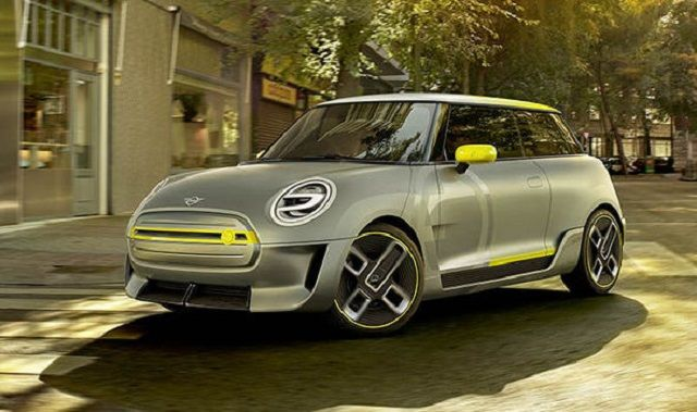 2019 Mini Electric Review Price Specs New Car Announcements