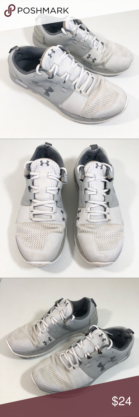 Under Armour Charged Core Athletic Shoe