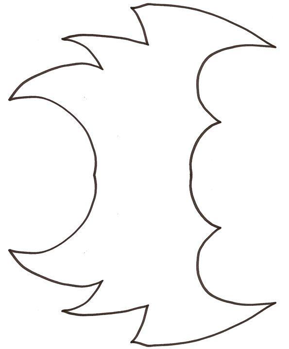 Imprimer le mod le d 39 ailes pour le dragon en carton - Modele dessin dragon ...
