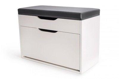 Szafka Na Buty Finnes Homekraft Siedzisko Schowek 6623048750 Oficjalne Archiwum Allegro Filing Cabinet Furniture Storage