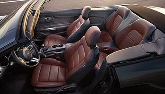 2019 Ford Mustang Convertible Leak