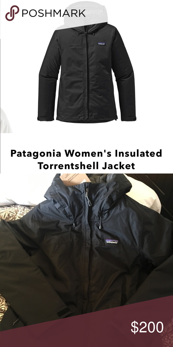 a1aa28be6 Patagonia Women's Insulated Torrentshell Jacket 2-layer waterproof ...