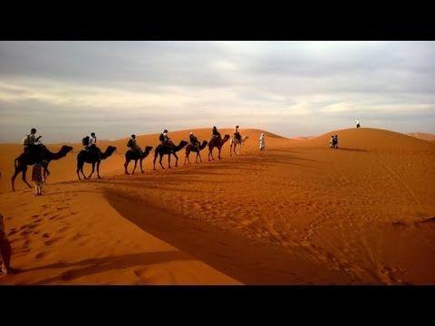 Vent Du Désert Bruitages Pour Relaxation - Sommeil - Ambiance - Bruit Et Sons Du Vent - Relax - YouTube
