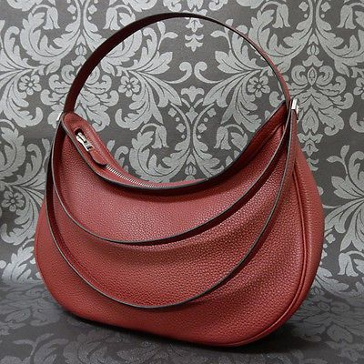 ea11d7440020 Rise-on-HERMES-KAPORAL-Wine-Red-Leather-3Way-Handbag-Shoulder-bag-13 ...