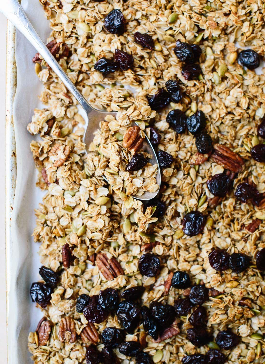 Healthy Granola Recipe Granola Healthy Granola Recipe Healthy