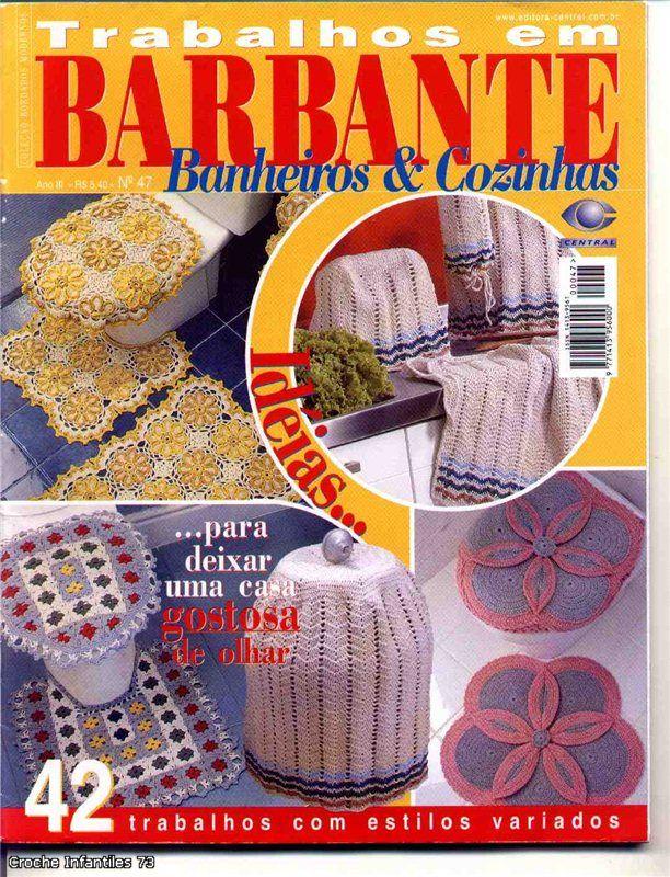 Trabajos en crochet