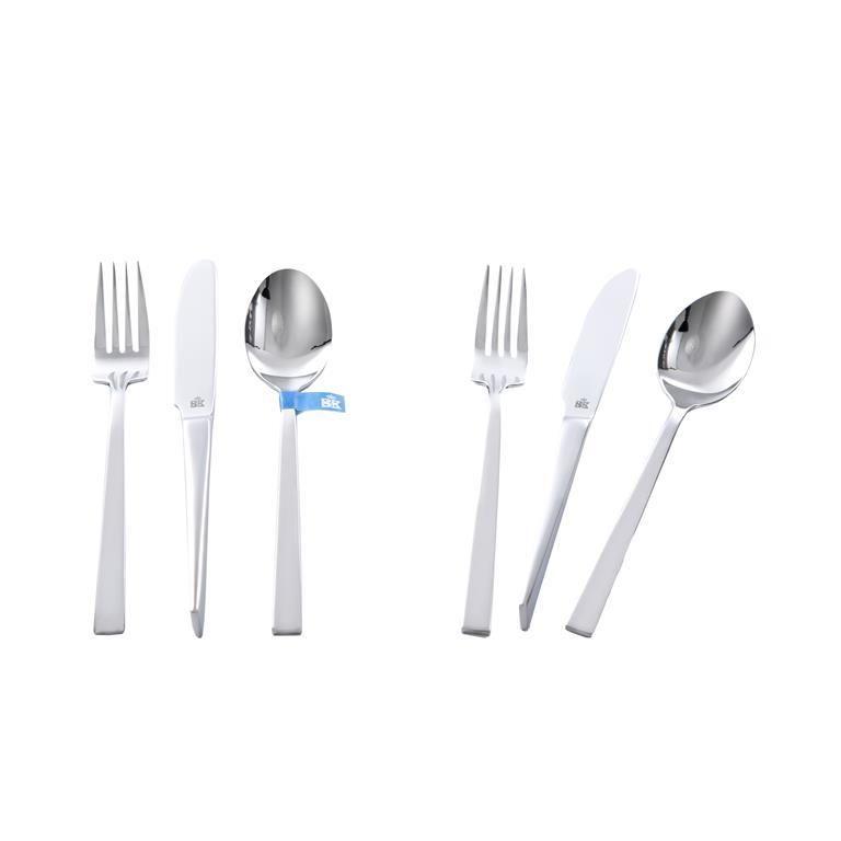 BK Spaarne Dessert Besteckset 6 Teilig Jetzt Bestellen Unter   Edles  Geschirr Besteck Porzellan Silber ...