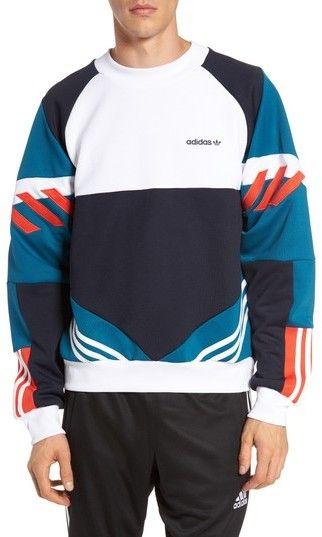Gli Uomini È Adidas Originali Officina T - Shirt Felpa Pinterest