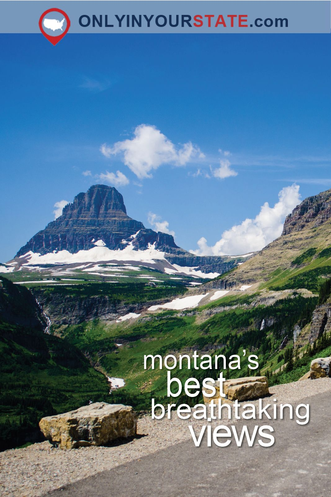 These MindBlowing Sceneries Totally Define Montana Montana - 10 best things to see in glacier national park
