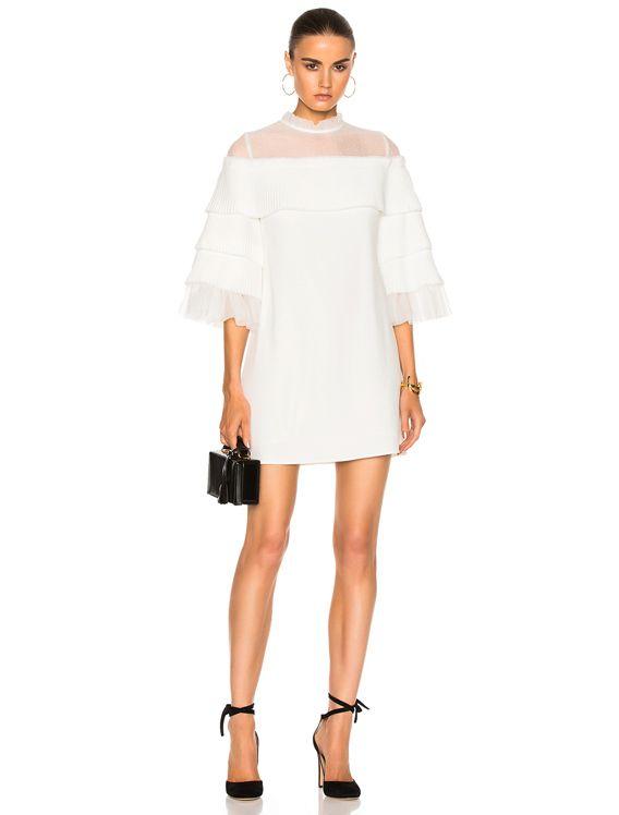 Alexis Pierre Dress in Off White | FWRD