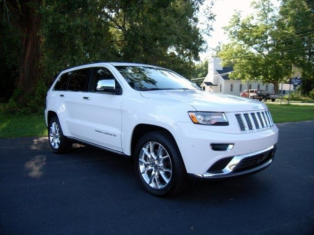 2015 Jeep Grand Cherokee Overland Summit 4wd 42 255 Jeep
