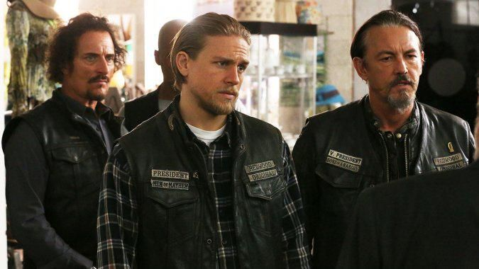 The Hollywood Reporter On Twitter Sons Of Anarchy Finale Sons Of Anarchy Sons Of Anarchy Characters