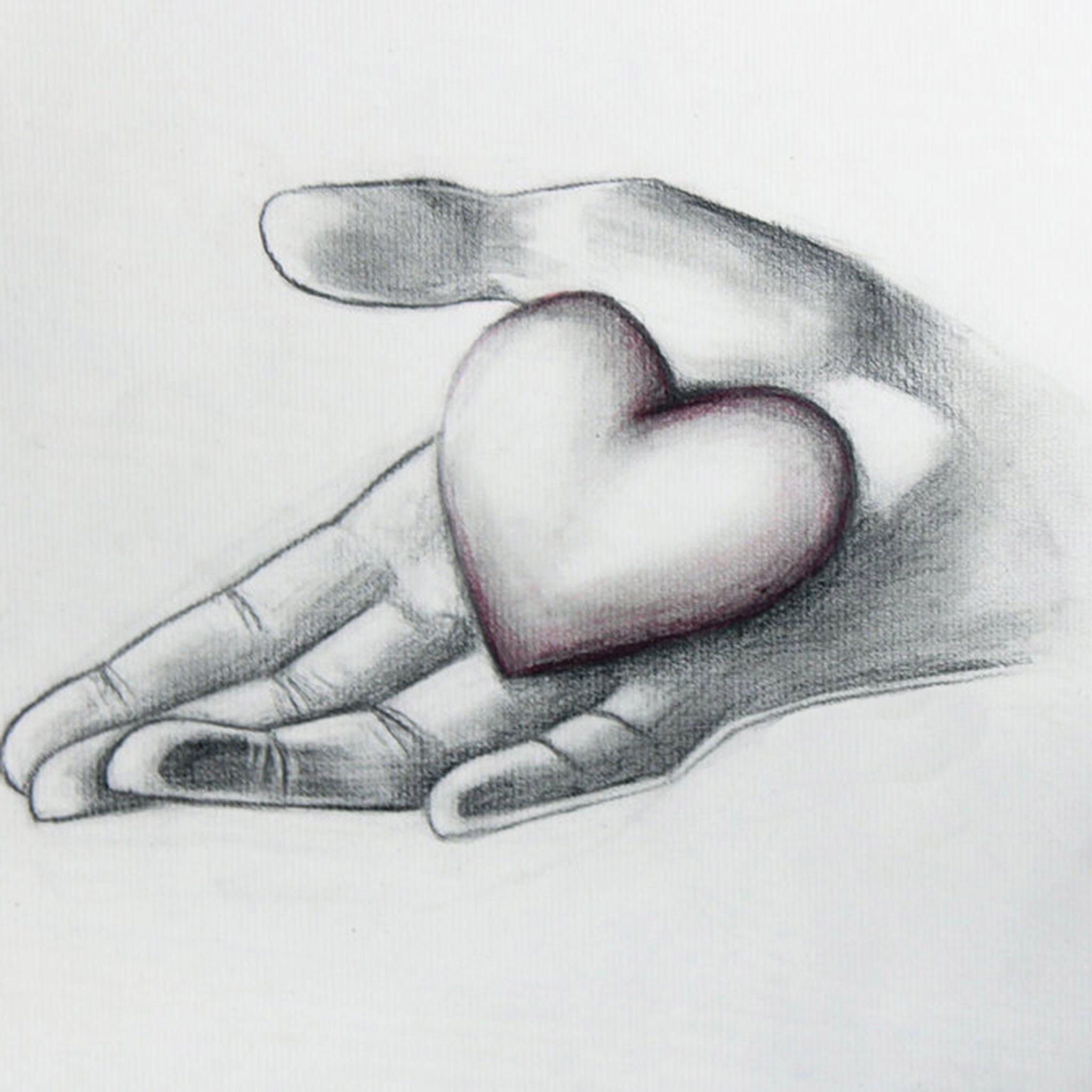 Herz Hand
