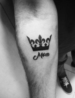 Pin By Tamara On Leila In 2020 Tribute Tattoos Mom Dad Tattoo Designs Dad Tattoos