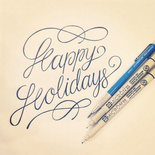 """Ya casi llega la vacación!  #letters #lettering #handlettering #tombow #penbrush #brush #script #sketch #sketchbook #art #design #type #typo…"""