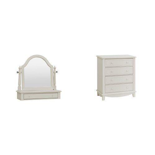 Sullivan Dresser and Vanity Mirror