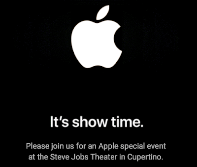it's showtime Apple to Announce its New Apple TV Service