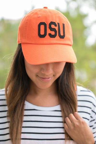 784ea2fa076 OSU District letters TOW hat. This throwback inspired hat is perfect for  any Oklahoma State University fan. Official licensed product of Oklahoma  State ...