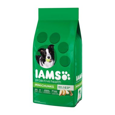 Iamsdogfood Proactive Health Mini Chunk 3 3lb Dollar General