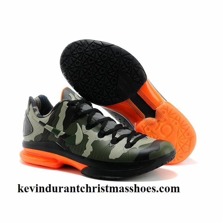 best service 0f63f 2341b Good Nike KD V Elite Battle shoes Low Camouflage New Products. basketball  shoes at a discount