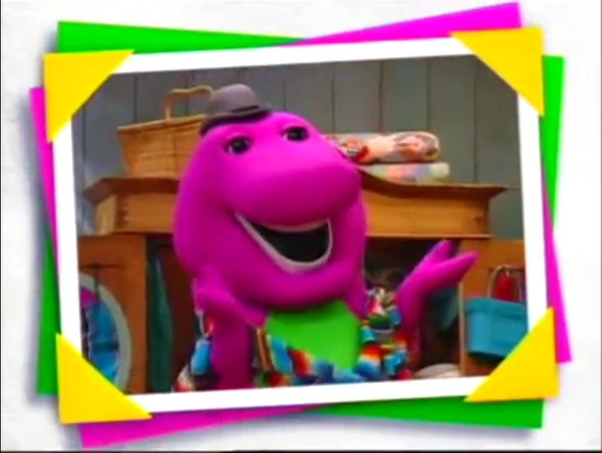 Barney & Friends Theme Song (HD) Cartoon for Kids Songs
