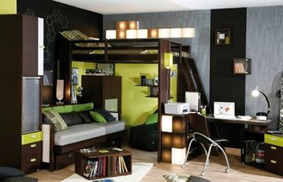 cama alta 05 ARCHITEKTUR Pinterest Camas altas, Camas y Alto