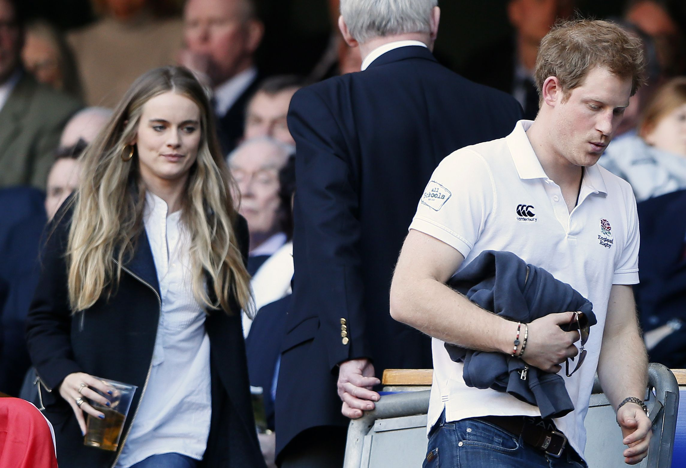 Prince Harry and Chelsy Davy split forecasting