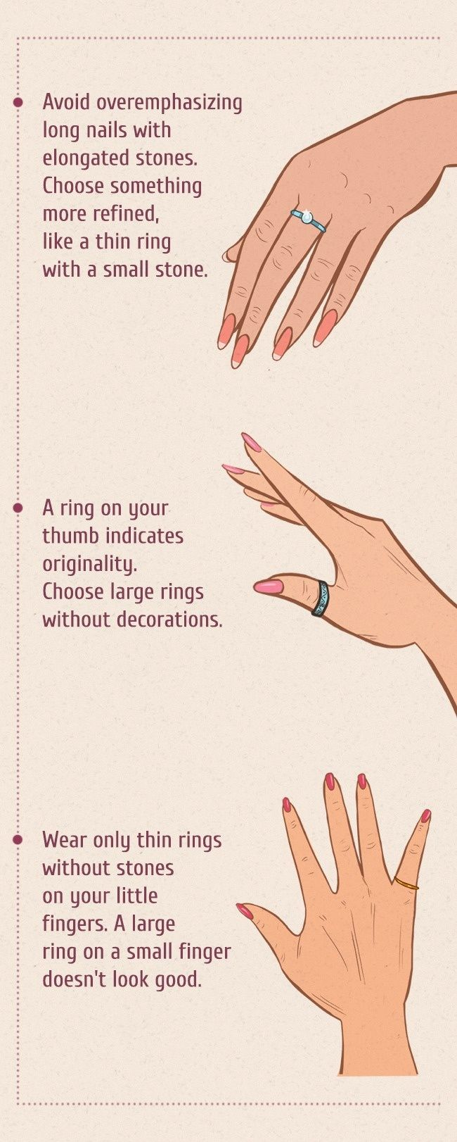 how-to-wear-rings