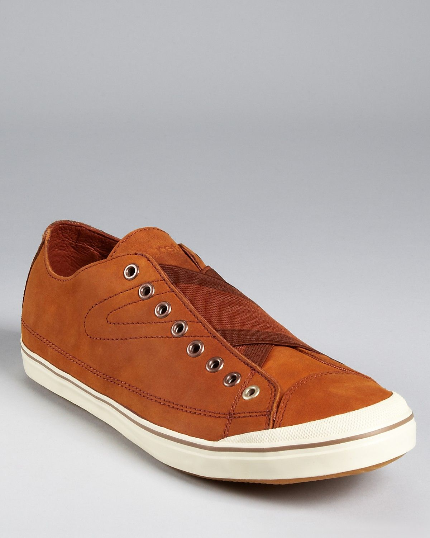 Tretorn Skymra Leather Sneakers Men