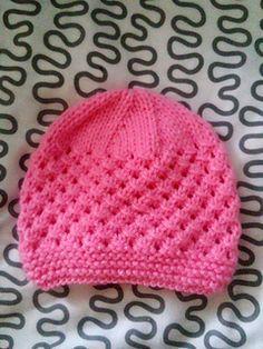 Ravelry: Danika Baby Hat pattern by marianna mel | Baby ...