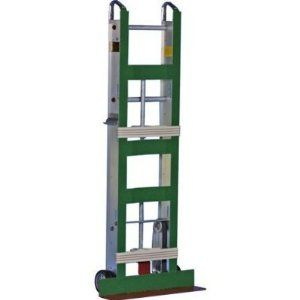 Yeats 59 Inch Aluminum Dual Strap Appliance Hand Truck By