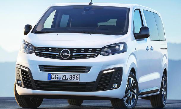 Opel Zafira Life 2019 Motor Ausstattung Autozeitung De Opel Meriva Motor Autozeitung